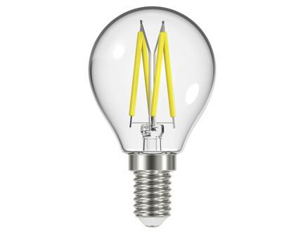Prolight ampoule LED sphérique filament E14 4W