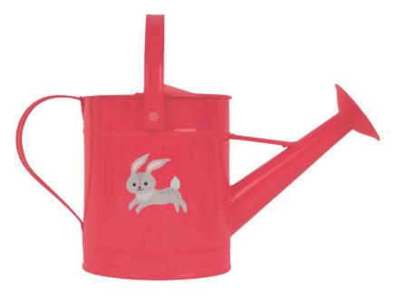AVR arrosoir enfants 0,75l lapin rouge