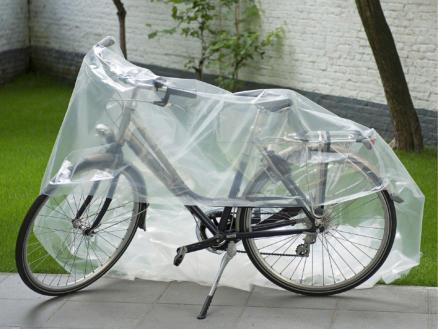 Kreator bâche de protection 6x6 m transparent