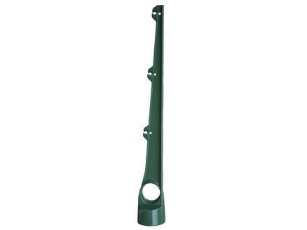 Giardino bavolet droit 48mm vert