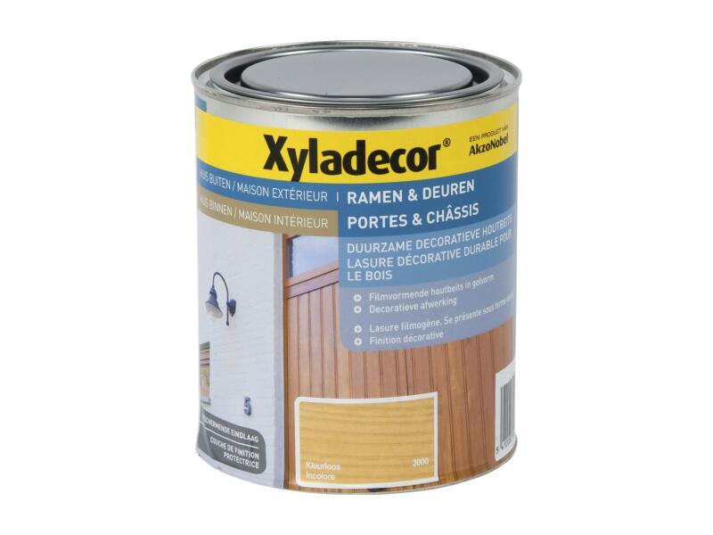 Xyladecor beits ramen & deuren 0,75l kleurloos