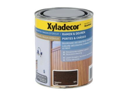 Xyladecor beits ramen & deuren 0,75l notenhout