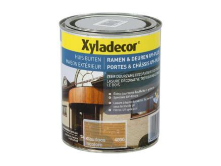 Xyladecor beits ramen & deuren UV-plus 0,75l kleurloos