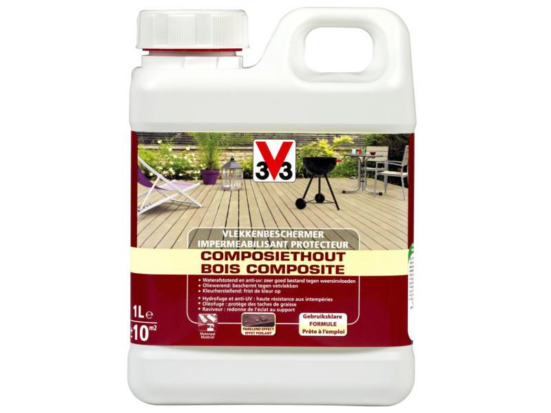 V33 bescherming composiethout 1l
