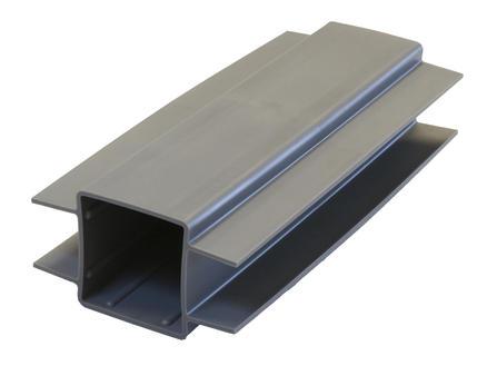 Giardino betonplaathouder vierkante paal 30cm 60mm