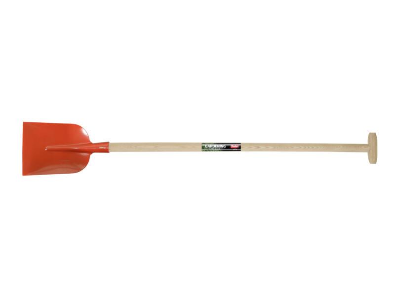 Polet betonschop 22x29 cm + T-steel 110cm
