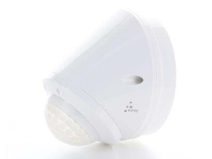 Legrand bewegingsmelder opbouw 360° IP55 wit