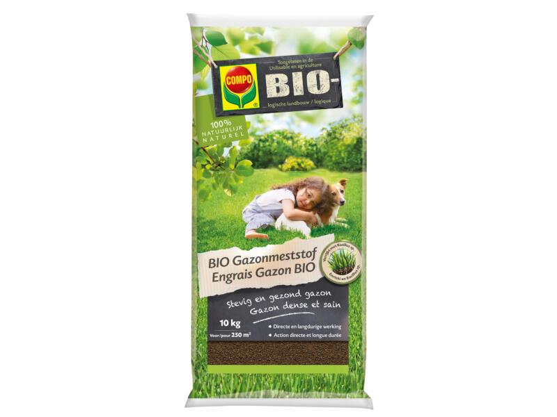 Compo bio gazonmeststof 10kg