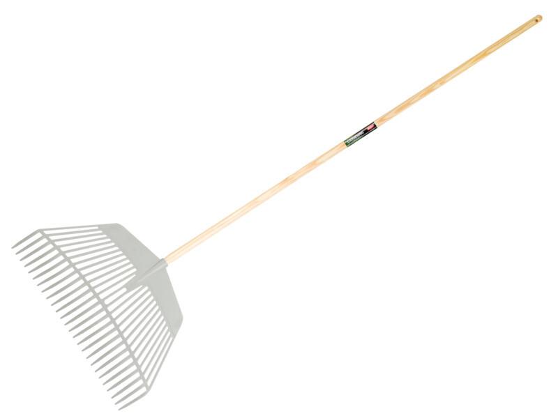 Polet bladhark 45cm 20 tanden + houten steel 150cm