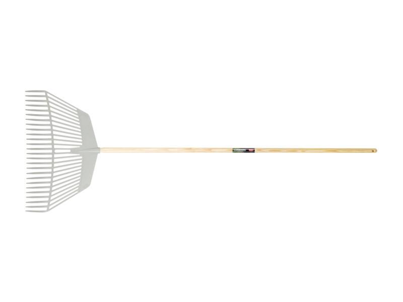 Polet bladhark 53cm 26 tanden + houten steel 150cm