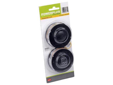 Powerplus Garden bobijn dubbele trimmerdraad 1,4mm 5m POWXG30030 2 stuks