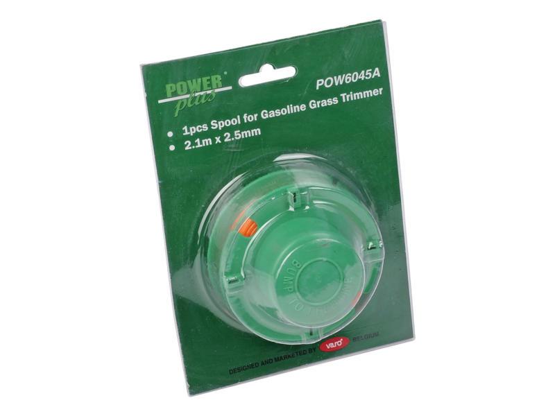 Powerplus bobine de coupe 2,5mm 2,1m