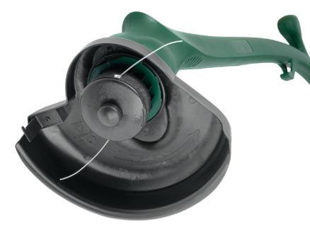 Powerplus bobine double fil pour coupe-bordures 1,4mm 5m 2 pièces