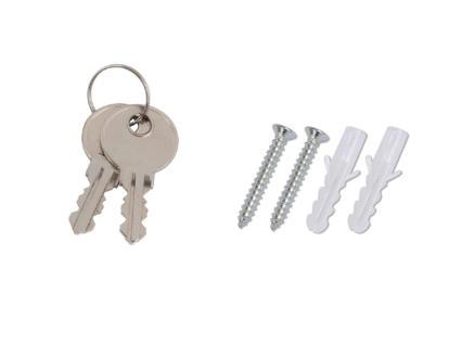 Kreator boîte à clés murale 48 clés