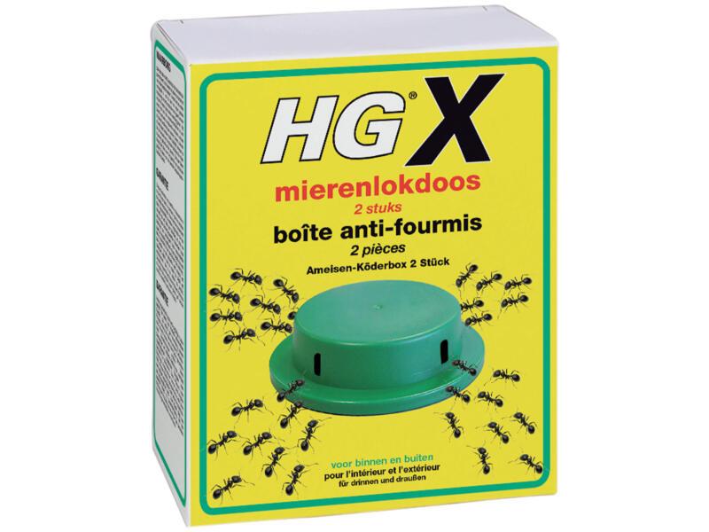HG boîte anti-fourmis 2 pièces