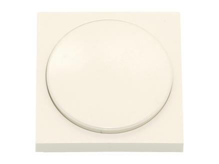 Niko bouton pour variateur à bouton rotatif crème