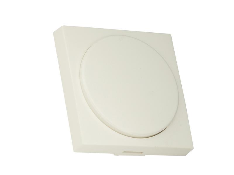 Niko bouton pour variateur rotatif universel ou extension blanc