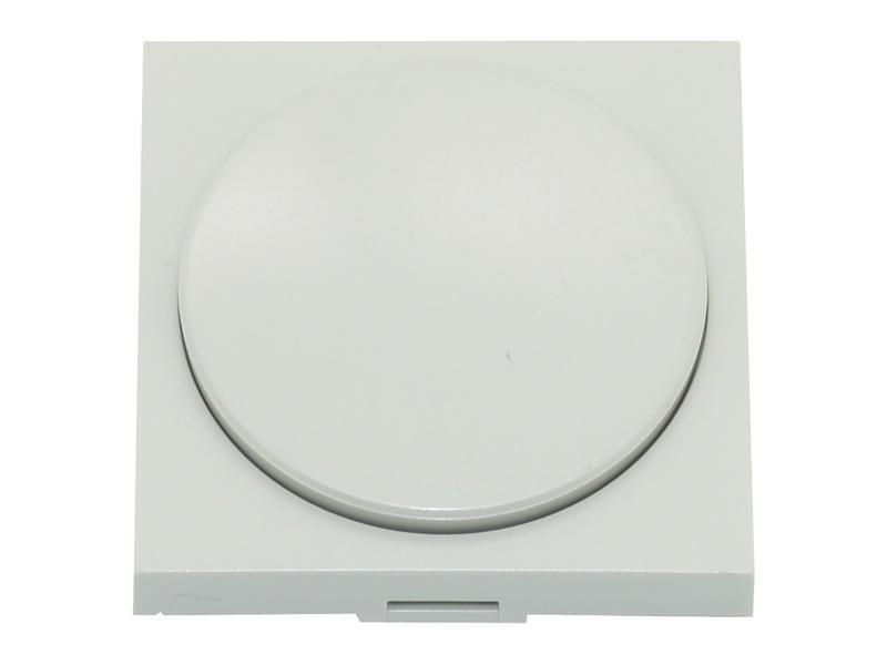 Niko bouton pour variateur rotatif universel ou extension gris clair