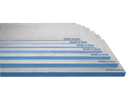 Marmox bouwplaat 125x60 cm 40mm