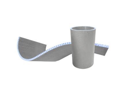 Marmox bouwplaat met breedte-insnijding 30mm
