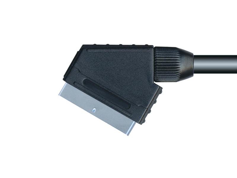 Profile câble péritel 21 broches 3m