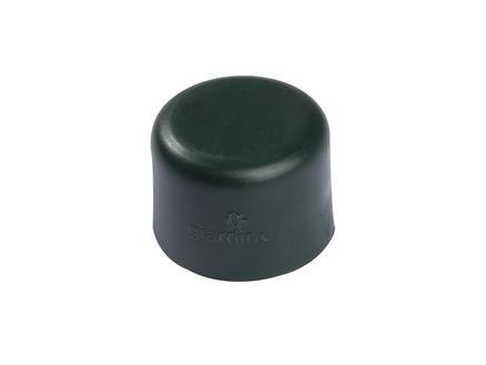 Giardino chapeau poteau rond 34mm vert