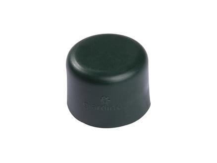 Giardino chapeau poteau rond 48mm vert