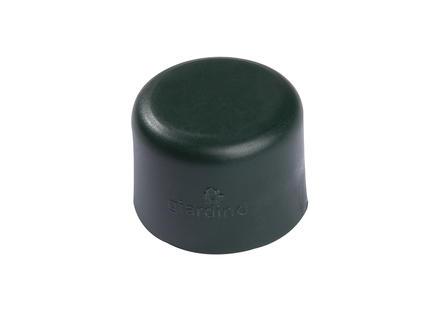Giardino chapeau poteau rond 60mm vert