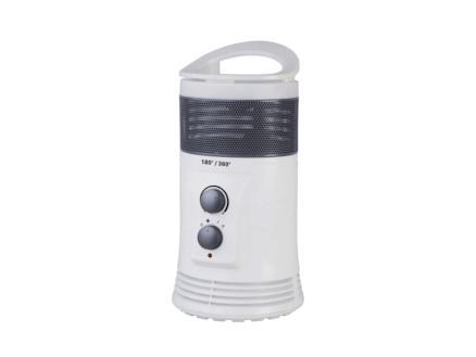 Profile chauffage céramique 1800W