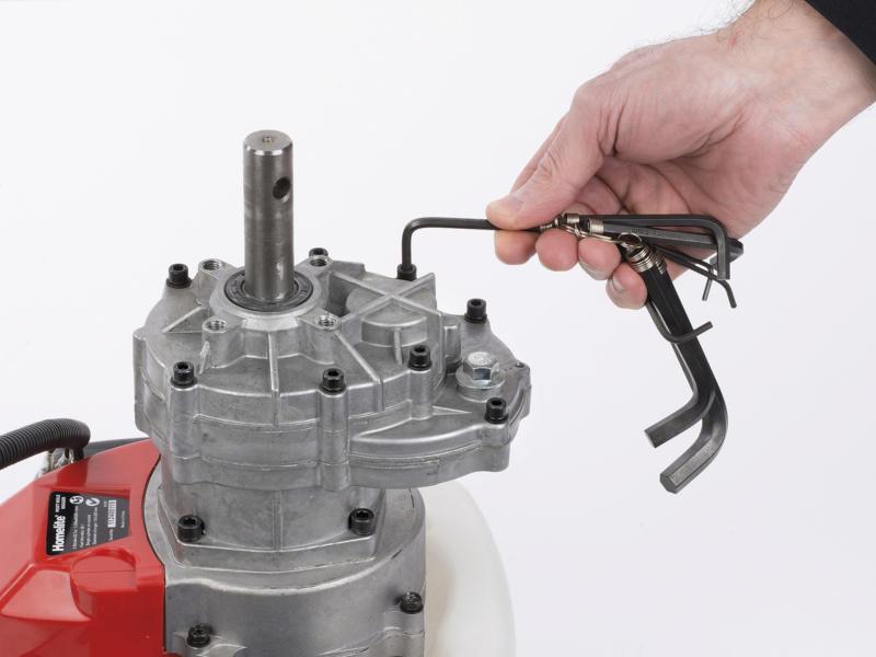 Kreator clé à six pans hex 2-10 mm 8 pièces