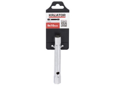 Kreator clé à tube 9x10 mm