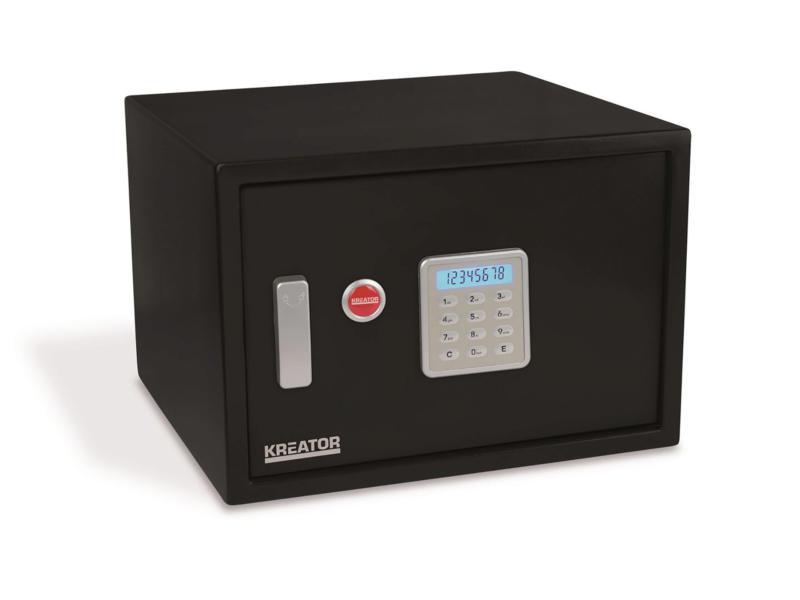 Kreator coffre-fort électronique 30x43,8x40 cm