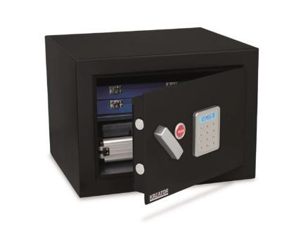 Kreator coffre-fort électronique 33x45x39,5 cm