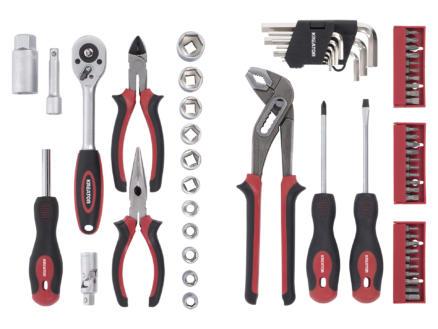Kreator coffret d'outils 61 pièces