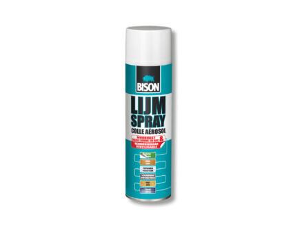 Bison colle en spray 500ml transparent