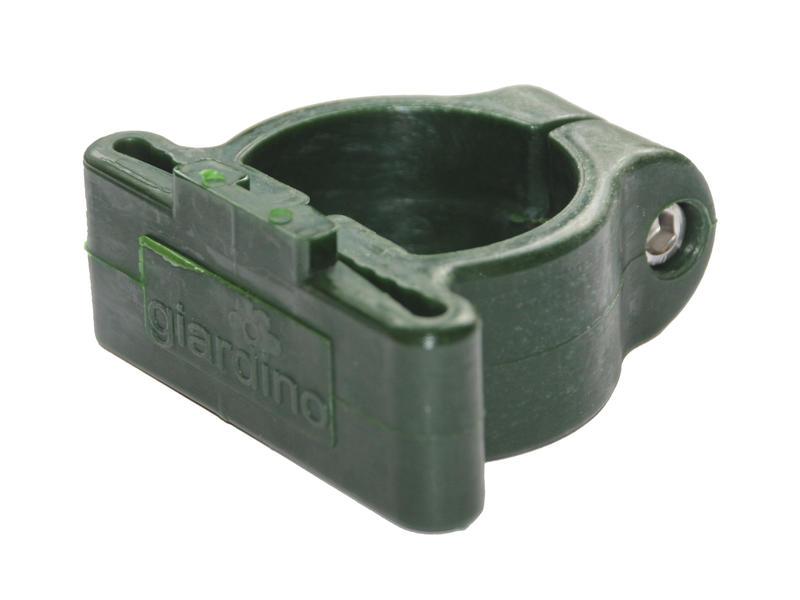 Giardino collier de coin poteau profilé 48mm 6 pièces vert