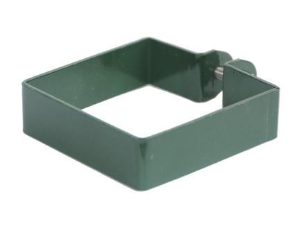Giardino collier de fin pour poteau carré 80mm vert