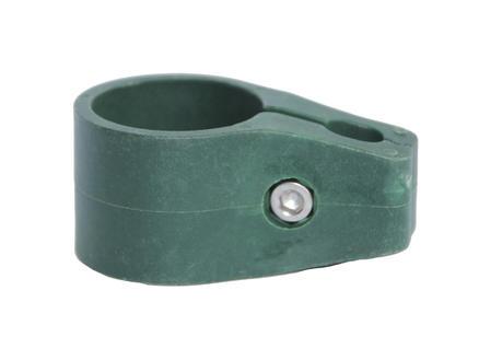 Giardino collier de fin pour poteau rond 40mm vert