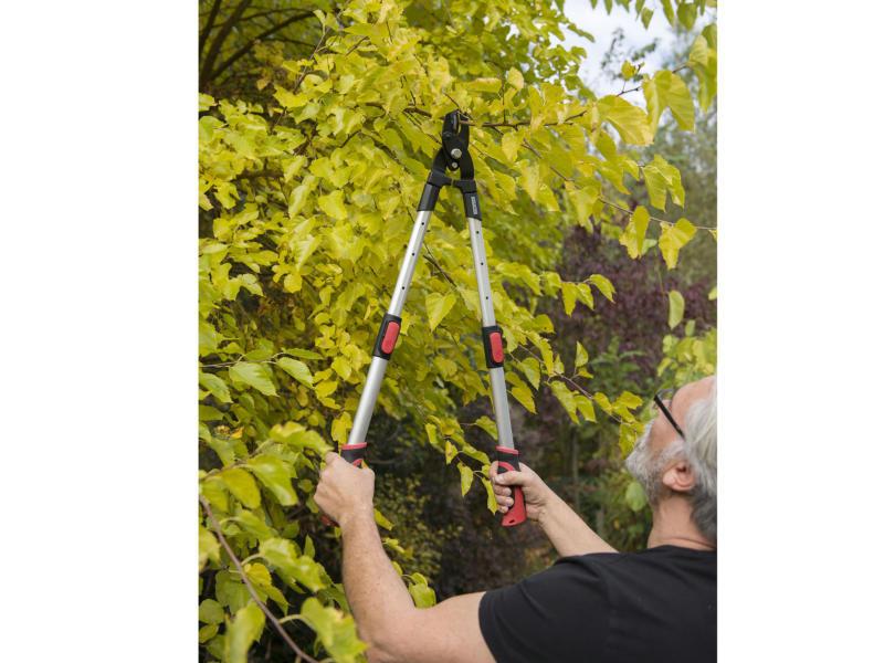 Kreator coupe-branches télescopique 63-89 cm bypass