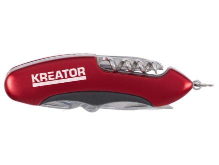Kreator couteau de poche 15 fonctions