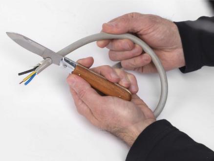 Kreator couteau d'électricien