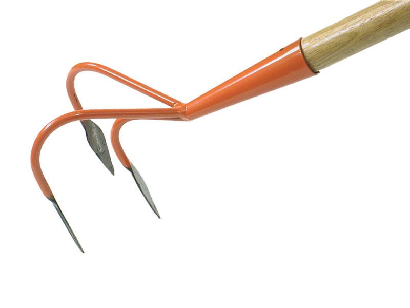 AVR cultivator 13cm 3 tanden + steel