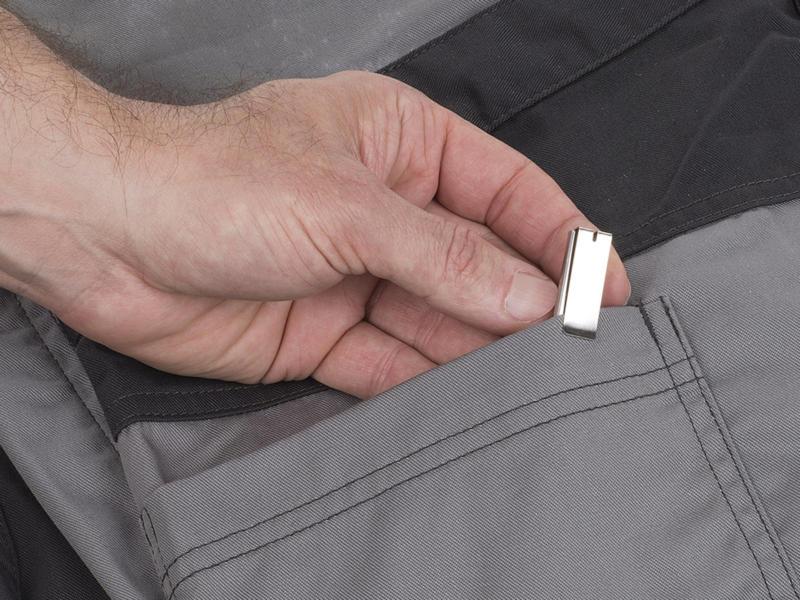 Kreator cutter à lame sécable 9mm acier inoxydable