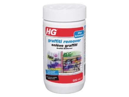 HG décapant graffiti 600ml