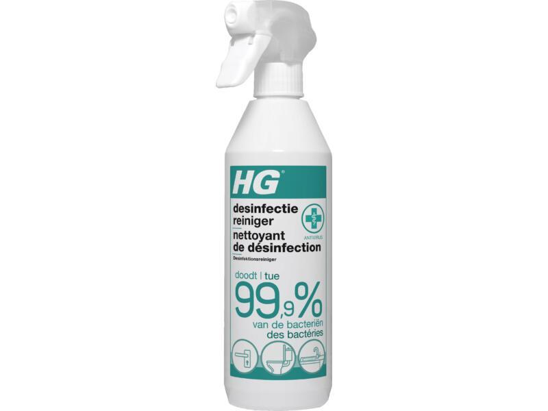 HG desinfectie reiniger 500ml