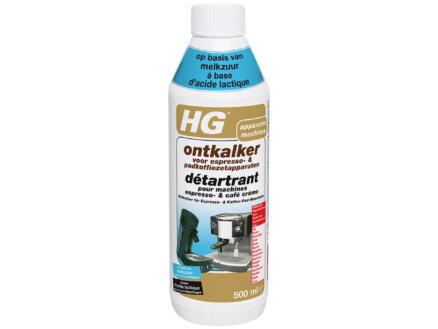 HG détartrant acide lactique 500ml