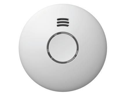 Profile détecteur de fumée interconnectable
