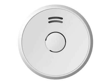 Profile détecteur de fumée optique E-Block 9V