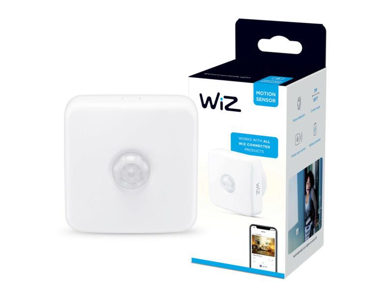 Wiz détecteur de mouvement sans fil blanc