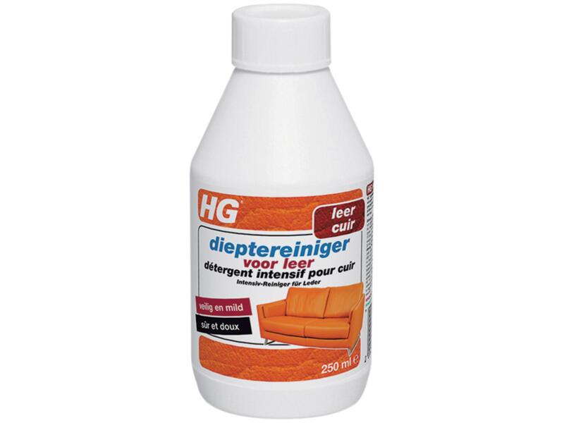 HG détergent intensif cuir 250ml